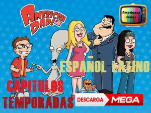 descargar american dad en español latino