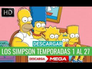 descargar los simpson en español latino