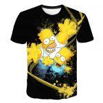 Camisetas de Los Simpson