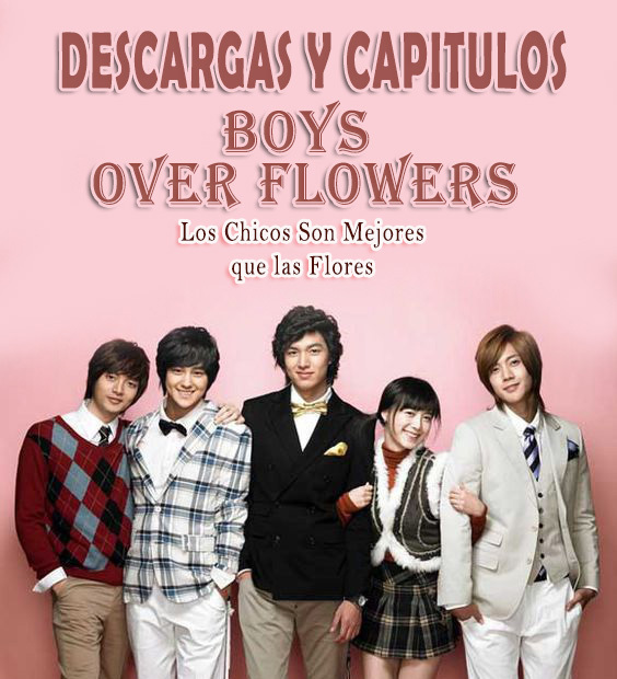 boys over flowers capitulos completos