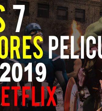 Las películas más vistas de Netflix 2019