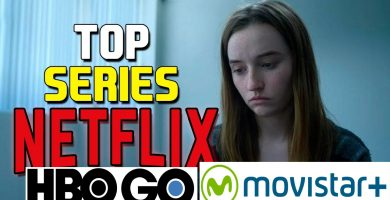 Top mejores Series de Netflix, Amazon Prime, HBO, Movistar en el 2020