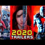 Próximos estrenos 2020
