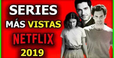 Las 10 mejores series del 2019 en Netflix